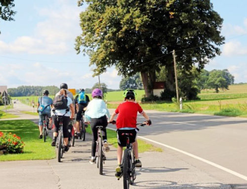 Meller Bürgerradwege mit im Aufwind
