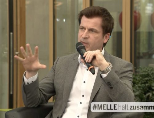 Das wünscht sich Bundestagsabgeordneter André Berghegger für Melle